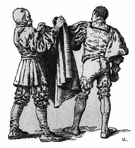 Lazarillo de Tormes ( Tratado 4)