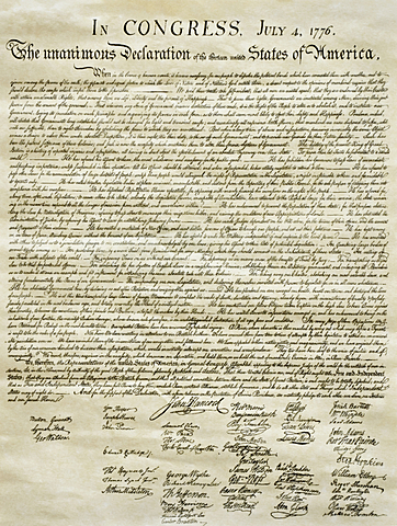 American Declaration of Independence