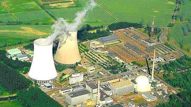 primer central nuclear