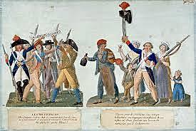 Jacobins vs. Girondins