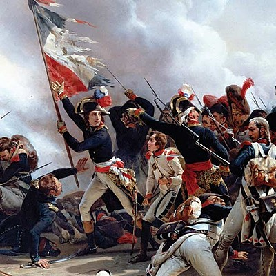 French Revolution Key Terms timeline
