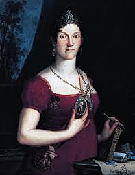 Llega a Veracruz la determinación de la infanta Carlota Joaquina