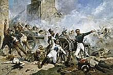 Ocurre la derrota española en Ocaña