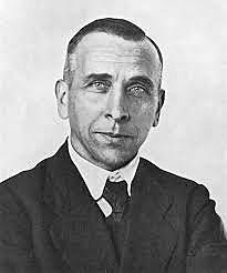 Alfred Wegener (1 November 1880-November 1930)