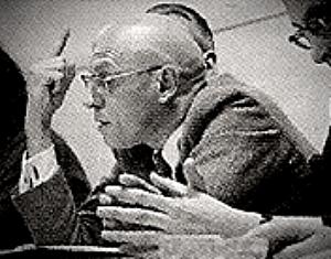 MICHEL FOULCAUT  (1926ko urriaren 15a - 1984ko ekainaren 26a)