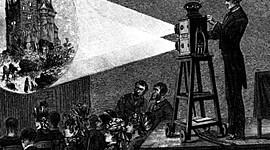 Синематографъ: как развивалось кино в Российской Империи timeline