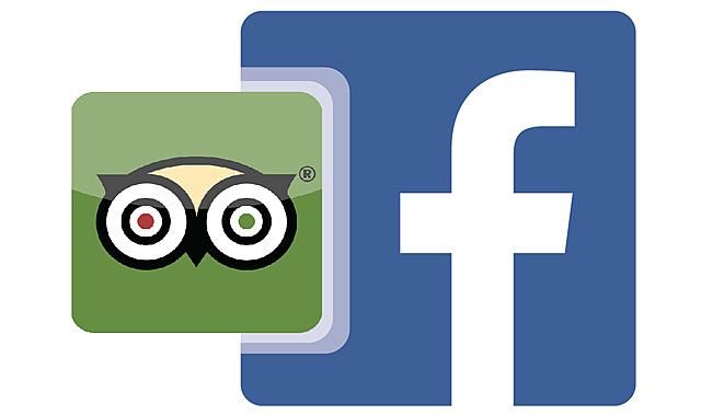 Facebook y TripAdvisor se asocian