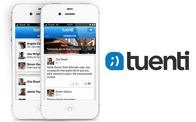 Tuenti lanza Tuenti Social Messenger