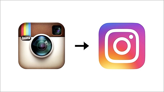 Instagram cambia su logo de forma brusca