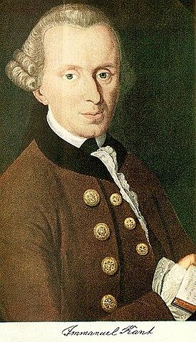 KANT ( 1724ko apirilaren 22a –  1804ko otsailaren 12a)
