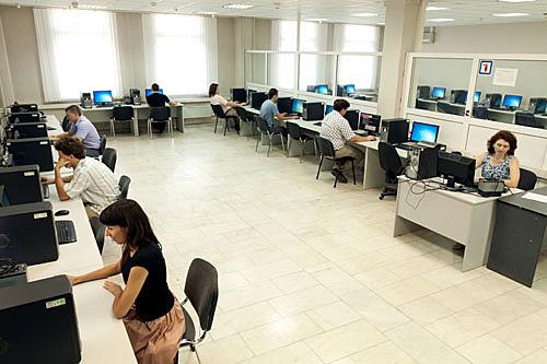ниверситетские центры Интернет