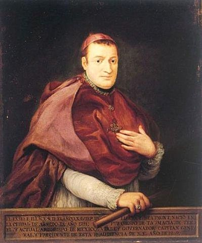 El arzobispo Lizana