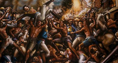 Second Revolt of Slaves
