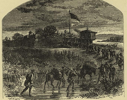 Attack on Fort Duquesne