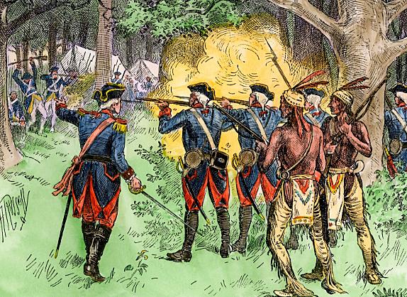 Battle of Fort Necessity