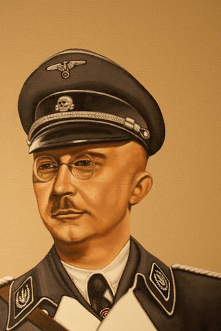 Himmler appointed Chief of German police.
