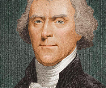 Thomas Jefferson Becomes 3rd President