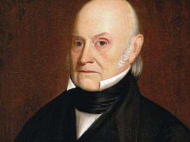 John Quincy Adams Becomes Sixth President