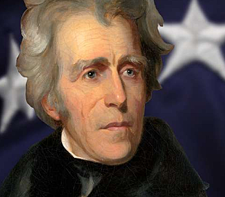 Andrew Jackson Becomes Seventh President