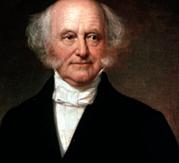 Martin Van Buren Becomes Eighth President