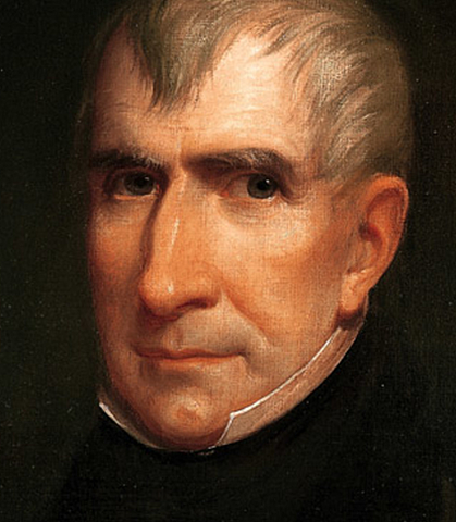 William Henry Harrison Becomes Ninth President