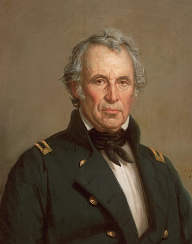 Zachary Taylor Becomes the 12th President