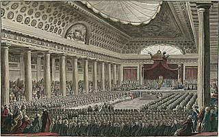 Meeting of Estates General