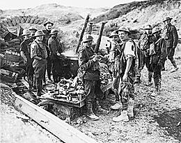 La bataille de la côte 70 et de Lens (1917)