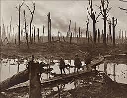 La bataille de Passchendaele (1917)