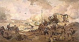 La Bataille de Ligne Hindenburg (1918)
