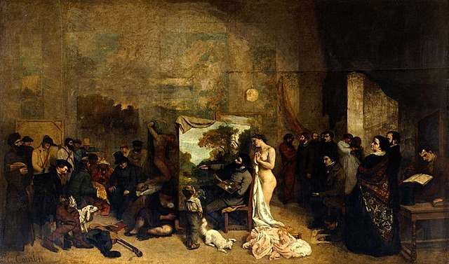 Gustave Courbet - Artes Visuales