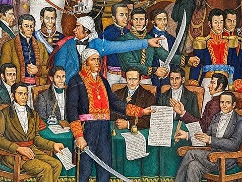 José María Morelos toma el mando del ejército Independiente