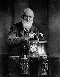 Lord Kelvin - Hechos Científicos