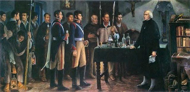Conspiración de Querétaro y el cura Hidalgo
