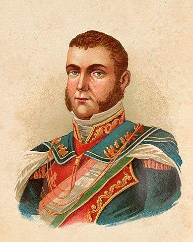 Agustín de Iturbide (1783-1824)