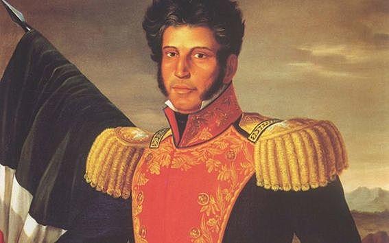 l  Vicente Guerrero (1782 – 1830)