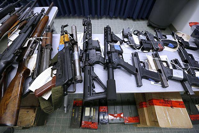 Armes de foc