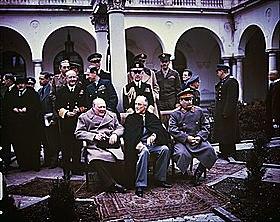 Conférence de Yalta
