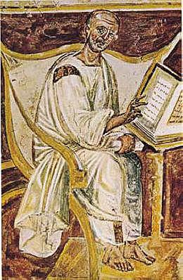 San Agustin Hiponakoa (354-430)