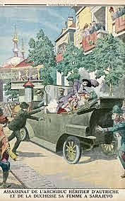 Assassinat de l'archiduc François-Ferdinand