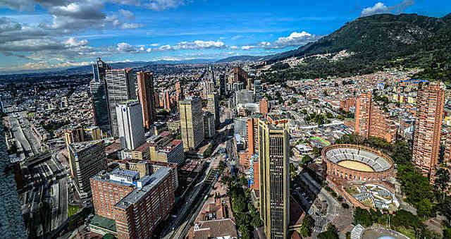 Cambio de ciudad Bogotá