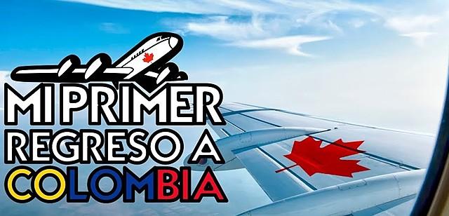De regreso a Colombia
