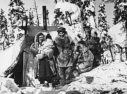 Forced Relocation of the Sayisi Dene