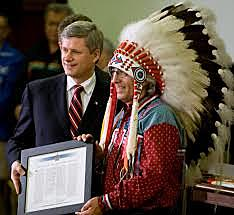 Apology to Former Residential Schools Students