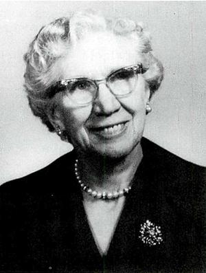 Miss Minnie Larson