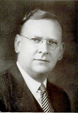 Pastor: C.G. Westerdahl