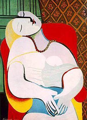 El Sueño | Pablo Picasso