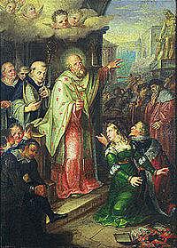 Βάπτιση Μπόροβοϊ - Έναρξη Εκχριστιανισμού στη Βοημία