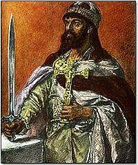 Ο Μιέτσκο Α' Ηγεμόνας της Πολωνίας