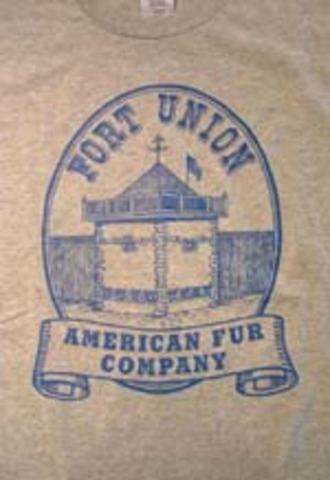 He begins working with the American Fur Company.